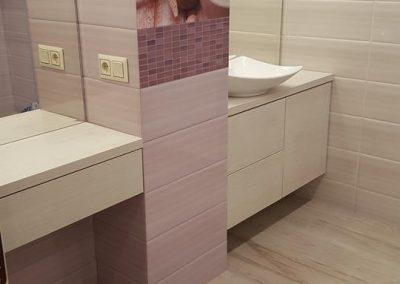 Шкафове за баня с ламинатно покритие (5)