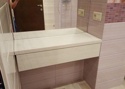 Шкафове за баня с ламинатно покритие (6)