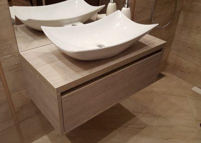Шкафове за баня с HPL покритие (2)