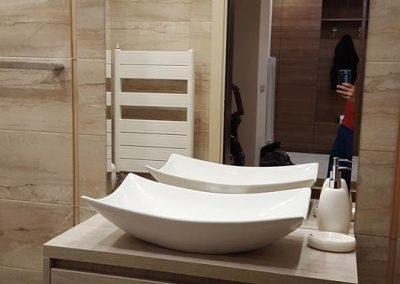 Шкафове за баня с HPL покритие (3)