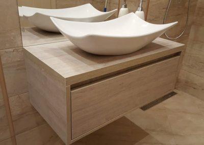 Шкафове за баня с HPL покритие (6)