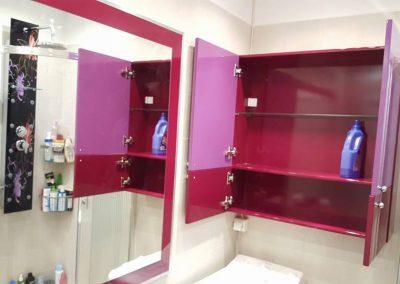Шкафове и огледала за баня по поръчка (9)