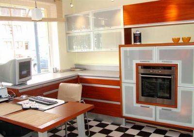 1405. Кухня по поръчка от ПДЧ калвадос