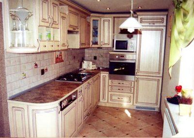 1701. Състарена кухня по поръчка
