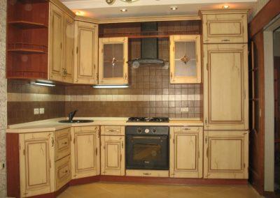 1705. Състарена кухня по поръчка
