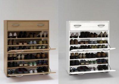 2632. Шкафове за обувки по поръчка