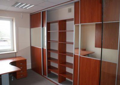 2703. Офис мебели по поръчка от ПДЧ калвадос