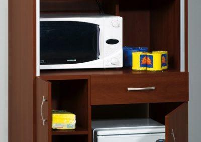 2707. Компактни кухненски модули за офис по поръчка