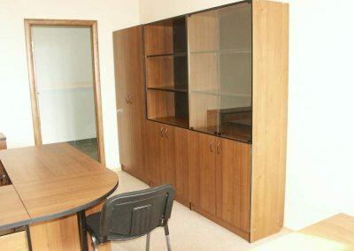 2716. Офис мебели по поръчка ПДЧ елша