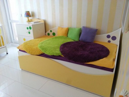 Обзавеждане на детска стая по поръчка