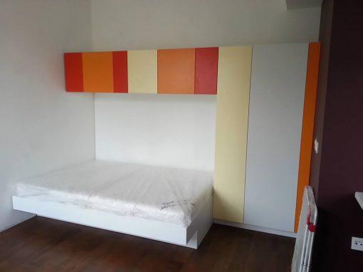 Спалня с PUSH механизми по поръчка