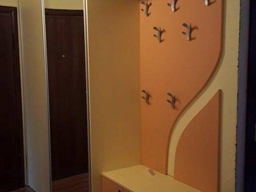 Портманто и гардероб с плъзгащи врати