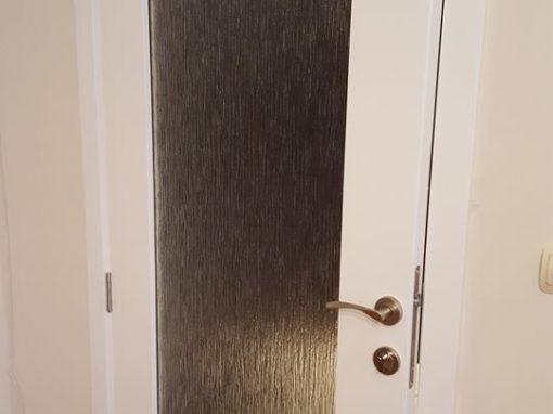 Изработка на интериорни врати от МДФ