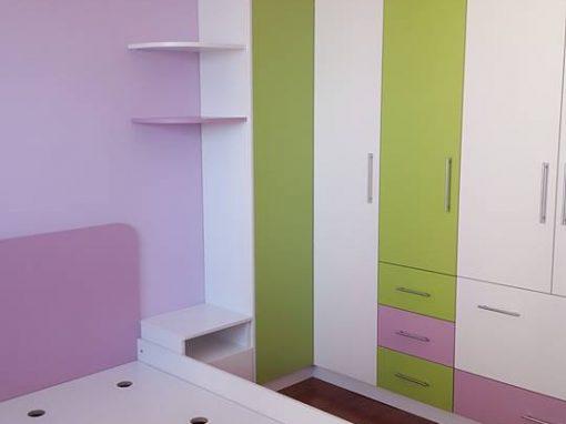 Изработка на детска стая по поръчка