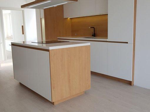 Кухня и ТВ секция по поръчка